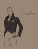 portrait - michael